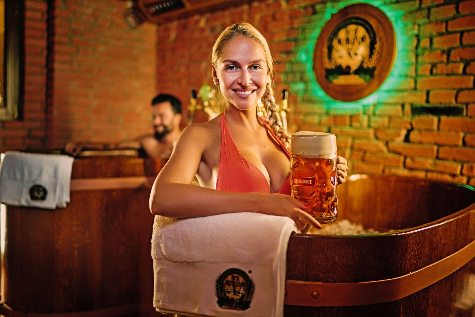 pivo zábava